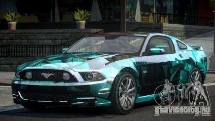 Ford Mustang GT BS-R L3 для GTA 4