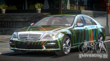 Mercedes-Benz S65 US S3 для GTA 4