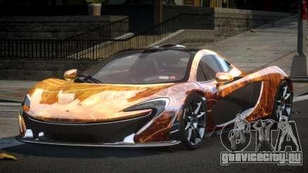 McLaren P1 US S6 для GTA 4