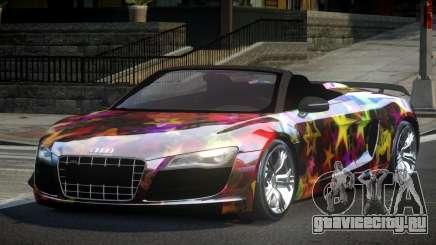 Audi R8 SP Roadster PJ5 для GTA 4