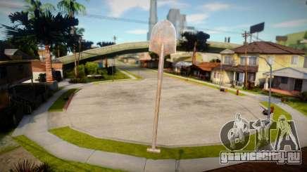 Shovel Resident Evil 5 для GTA San Andreas