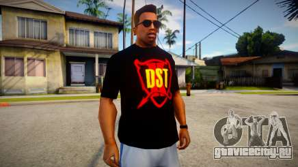 T-shirt KDST для GTA San Andreas