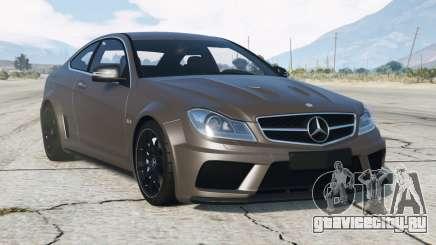 Mercedes-Benz C63 AMG (C204) 2012〡add-on v1.1 для GTA 5