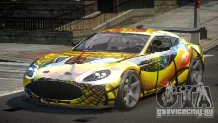 Aston Martin Zagato BS U-Style L7 для GTA 4