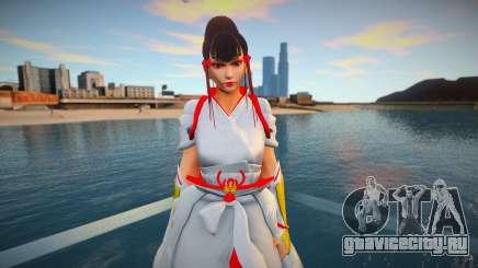 Tekken 7 Kazumi Mishima P1 Outfit для GTA San Andreas