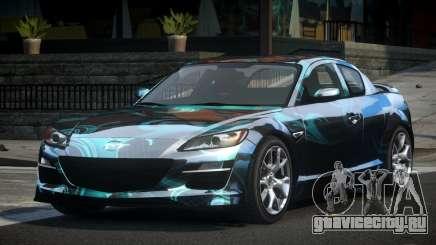 Mazda RX-8 SP-R S2 для GTA 4