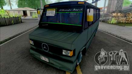 Mercedes-Benz LO 809 Inrecar v2 для GTA San Andreas