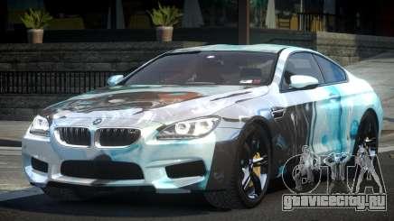 BMW M6 F13 US S1 для GTA 4