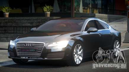 Audi A7 E-Style для GTA 4