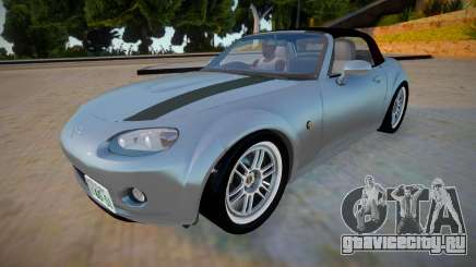 Mazda Miata MX-5 Japanistic для GTA San Andreas