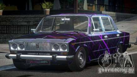 VAZ 2106 BS Drift S9 для GTA 4