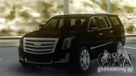 Cadillac Escalade Black Series для GTA San Andreas