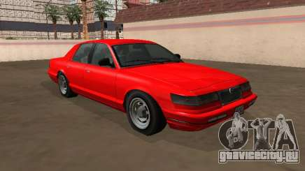Mercury Grand Marquis 1994 для GTA San Andreas