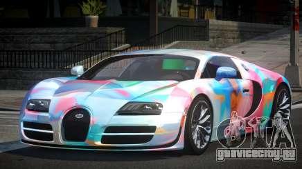 Bugatti Veyron US S4 для GTA 4