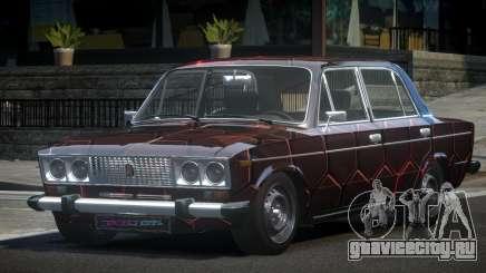VAZ 2106 BS Drift S8 для GTA 4