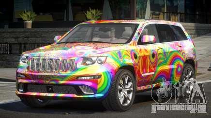 Jeep Grand Cherokee U-Style S7 для GTA 4