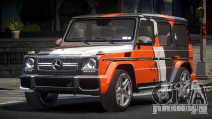 Mercedes-Benz G65 PSI S10 для GTA 4