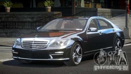 Mercedes-Benz S65 US для GTA 4