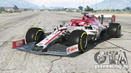 Alfa Romeo Racing C39〡add-on v4.0 для GTA 5