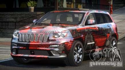 Jeep Grand Cherokee U-Style S8 для GTA 4