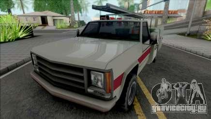 New Utility Van для GTA San Andreas