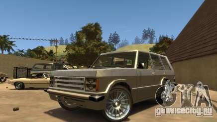 Huntley SA для GTA 4