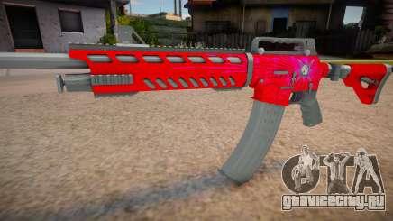 Derya MK-10 VR 102 для GTA San Andreas