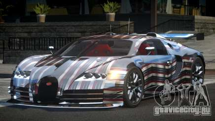 Bugatti Veyron GS-S L1 для GTA 4