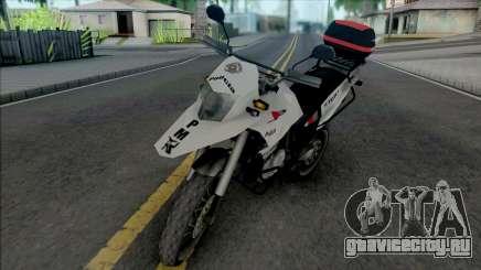 Honda XRE 300 2015 PMESP для GTA San Andreas