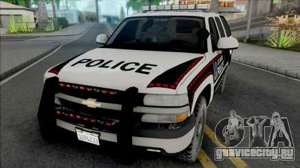 Chevrolet Tahoe 2001 Bosnian Livery Style для GTA San Andreas