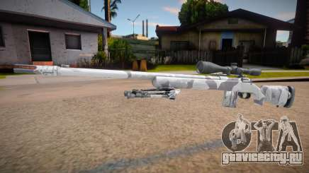 M24 (AA: Proving Grounds) v2 для GTA San Andreas