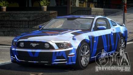Ford Mustang GT BS-R L7 для GTA 4