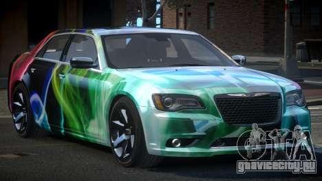 Chrysler 300C SP-R S9 для GTA 4