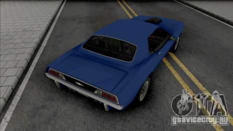Schyster LeBonham [SA Style] для GTA San Andreas