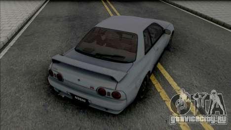 Nissan Skyline GT-R R32 1994 для GTA San Andreas