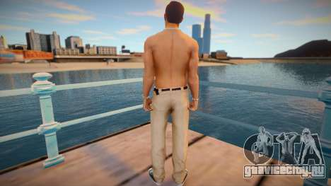 Enzo Perez для GTA San Andreas