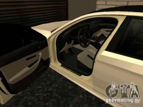 BMW M5 F90 2021 для GTA San Andreas