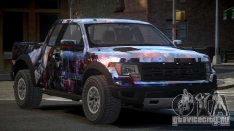 Ford F150 SP-U S2 для GTA 4