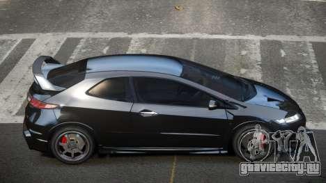 Honda Civic PSI-U для GTA 4