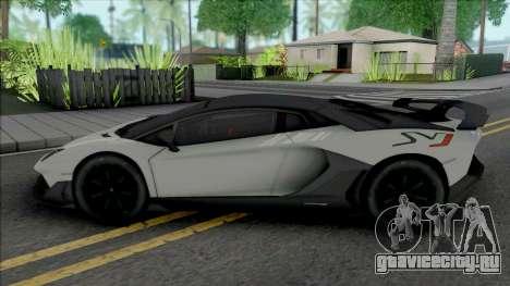 Lamborghini Aventador SVJ 2019 [HQ] для GTA San Andreas