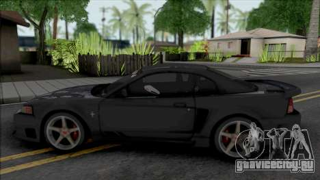 Saleen S281 [HQ] для GTA San Andreas