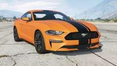 Ford Mustang GT Fastback 2018〡add-on v1.7b для GTA 5