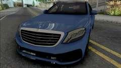 Mercedes S-Class W222 WALD Black Bison для GTA San Andreas