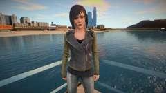 Faith Connors from Mirrors Edge v2 для GTA San Andreas