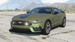 Ford Mustang Mach 1 2021 〡add-on для GTA 5