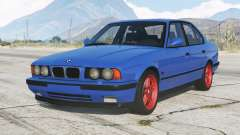 BMW M5 (E34) 1995〡add-on v1.2 для GTA 5
