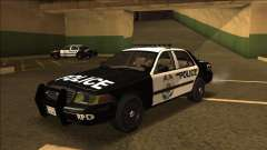 Ford Crown Victoria - Police (NFS Most Wanted)