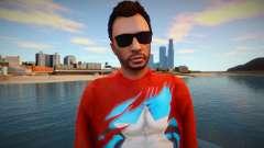 Dude 16 from GTA Online для GTA San Andreas