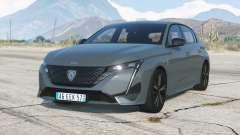 Peugeot 308 Hybrid 2021〡add-on v1.0 для GTA 5