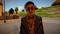 Tianyou Zhao - Yakuza Like A Dragon для GTA San Andreas